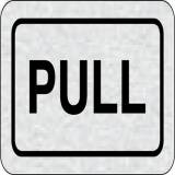 Cedulka na dveře - PULL