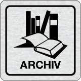 Cedulka na dveře - Archiv