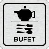 Cedulka na dveře - Bufet