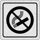 Cedulka na dveře - Zákaz kouření