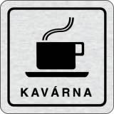 Cedulka na dveře - Kavárna